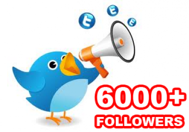 add you 12500+ Real Looking Twitter Followers (readers, viewers, fans, subscribers, likers, twitters, tweeters, retweeters) in less than 36 hours