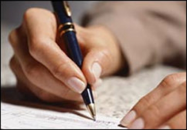 I will write any 450 to 500 word article on any subject or category for