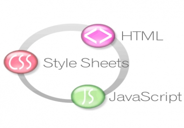 fix any html,css, javascript and jQuery problems of your webpage