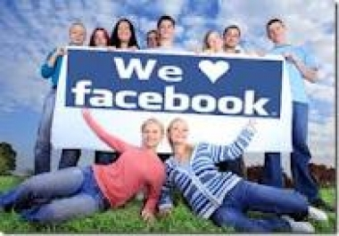 I will give you 800+genuine likes On  your facebook fanpage status or photo or video