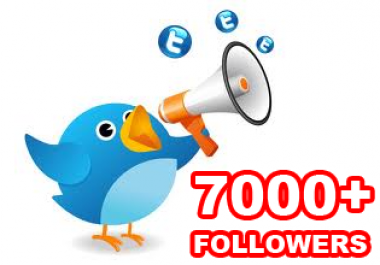 get you 10 000 Real Looking Twitter Followers (readers, viewers, fans, subscribers, likers, twitters, tweeters, retweeters) in less than 24 hours