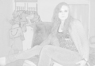 I will transform any picture into a gorgeous pencil photo