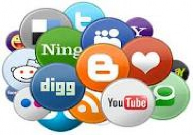 I will provide15 Facebook share,10 Tweet,15 Google Plus,15 Digg,10 Delicious,15 Stumbleupon and 1..