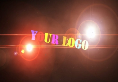 make this professional intro video for your Logo