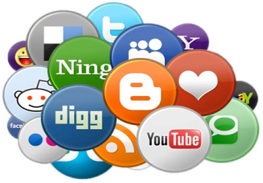 I will submit your website MANUALLY to the top 50 social bookmarking sites with PR4 up to PR9 and..