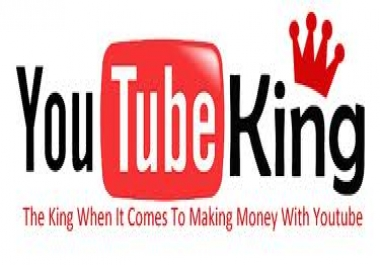 get you up to 3500 YOUTUBE Views from Real People