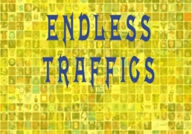 I will sell my SOFTWARE that Generates ENDLESS TRAFFIC