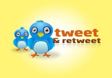 I will tweet your message ten times within twelve hours to 250,000+ followers