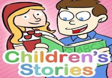 I will write a personalised story for your child