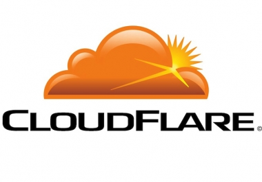 I will speed up your website by Cloudflare CDN and give before/after speed report for