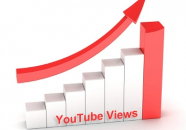 I will give you guaranteed 500,000+ youtube views to your video