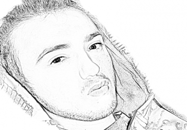 I will convert your picture into a drawing