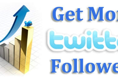 I will add more than 5,000+ REAL TWITTER FOLLOWERS to your Twitter WITHOUT needing your password