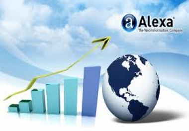 give you a 5 star review on Alexa webpage ranking