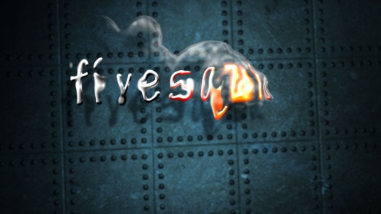 create this UBERCOOL hot and smoky Metallic Logo or Text Reveal Intro