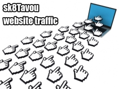 I will deliver 20.000 website hits