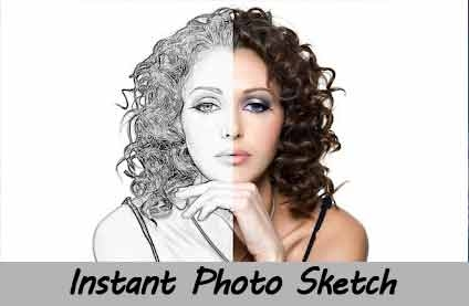 convert your 5 photos into a pencil sketch in 24 Hours