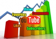 I will Provide YouTube Likes Subscribers Shares At Google Plus