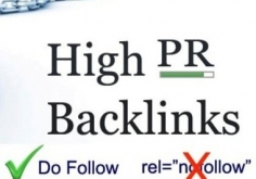 I will provide 600 Permanent DoFollow Backlinks For high ranking