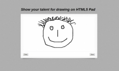 I will implement HTML5 pad for drawing on your site