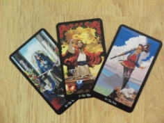 I will give you a 3 card tarot reading