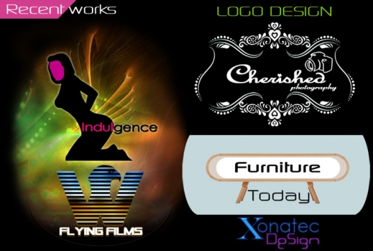 design you a logo for your business or project