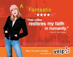 I will write a five star fantastic Yelp reviews for your business