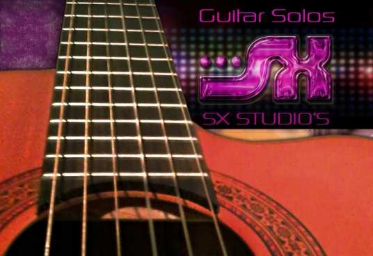do a Spanish guitar solo on your track for up to 16 bars