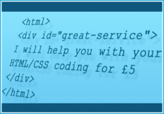 I will help you with your HTML/CSS coding