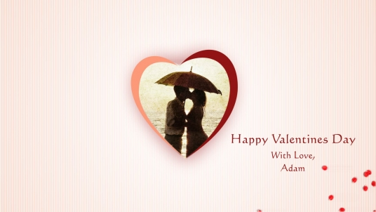 create this ROMANTIC Valentine's Day animation video
