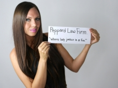 I will let a model hold a sign saying whatever you want in a pro photography studio