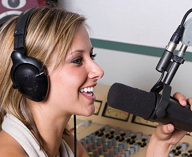 tell you how to get into TV & radio presentation