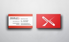 I will design professional business card ready for print