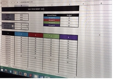 how to create page tabs in excel spreadsheet