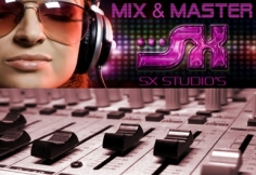 I will mix and master your track