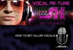 I will Melodyne your voice for killer vocals