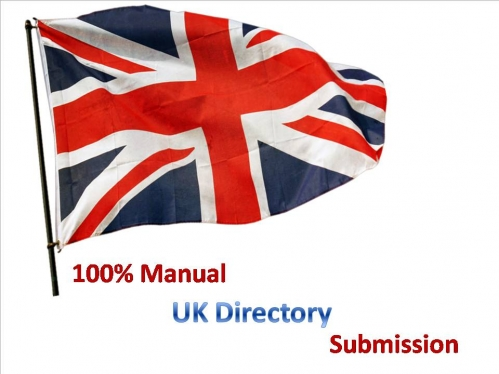 Manually submit your website to over 50 UK Business Listings
