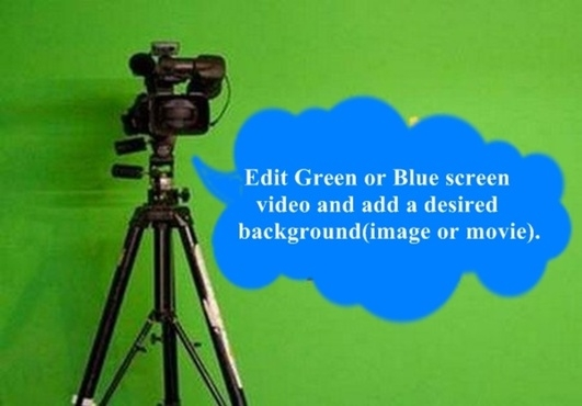 do Any Video Editing Professionally + Add Background Music + Pictures in + Edit Green or Blue Screen