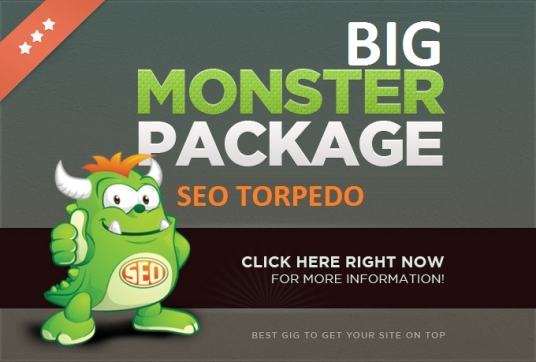 Provide you with The Ultimate SEO Torpedo Services
