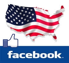 I will add Real and active 200+ USA  Facebook Fanpage like