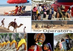 I will get you tour operators,travel agencies etc. contact,email,website