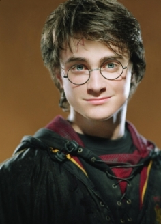 I will say any message as HARRY POTTER