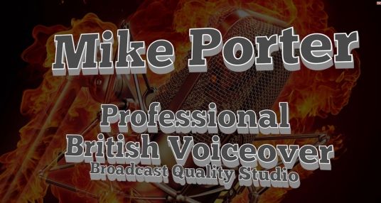 Record a 100 word professional Male UK voiceover