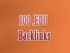 I will create 100 EDU BACKLINKS to increase your website ranking