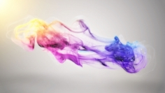 I will create this PICTURESQUE Color Dust Logo Reveal Intro Video Animation in full hd