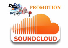I will promote your SoundCloud MUSIC on TOP10 Popular Social Websites