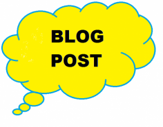I will quickly write great original blog posts