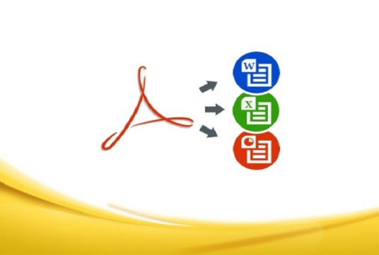 convert Microsoft Office documents to Adobe PDF