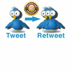 I will make your Tweet VIRAL with 500+ High Quality Twitter ReTweets