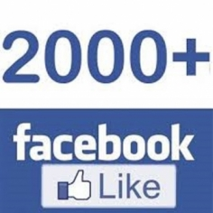 I will give you Real 2000 Facebook post or photo or status like